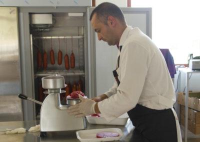 Ambachtelijke vleesproducten van Antica Masseria Salmena