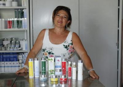 """Hypoallergene cosmetica van """"Salute e Benessere"""""""
