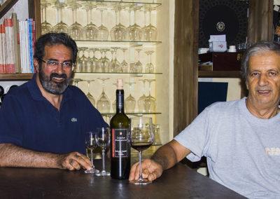 Wijnen en Passito van Feudo dei Sanseverino