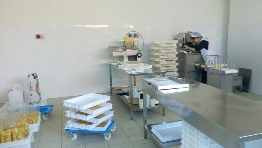 Ambachtelijke pasta