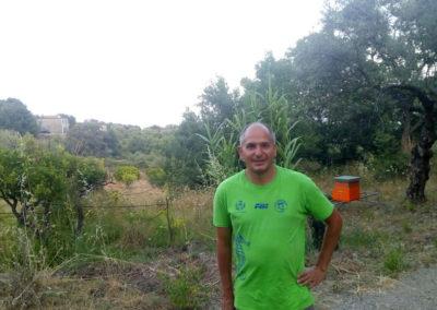Honing gemaakt met passie door Societa Agricola Ursino