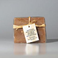 Salute e Benessere - Sapone Biologico al Miele e Farina di Castagna - TuttoCalabrese - Made in Calabria