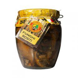 Serfunghi Calabria - Funghi Rositi - TuttoCalabrese - Made in Calabria