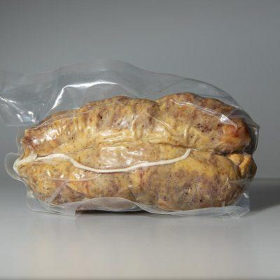 Antica Masseria Salmena - Sopressata bianca - TuttoCalabrese - Made in Calabria