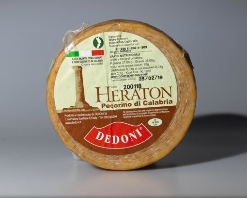 Dedoni Pecorino Heraton - TuttoCalabrese - Made in Calabria