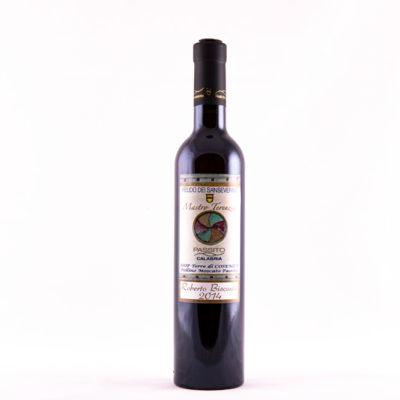 Feudo dei Sanseverino - Passito Mastro Terenzio DOP Terre di Cosenza 2014 - TuttoCalabrese - Made in Calabria