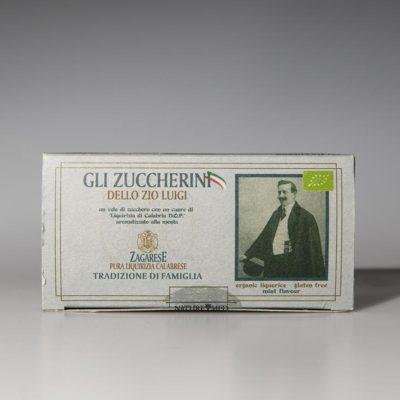 Nature Med - Zuccherini Menta dello zio Luigi di Liquirizia Bio - TuttoCalabrese - Made in Calabria