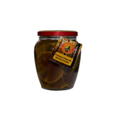 Serfunghi Calabria - Porcini Extra Interi - TuttoCalabrese - Made in Calabria