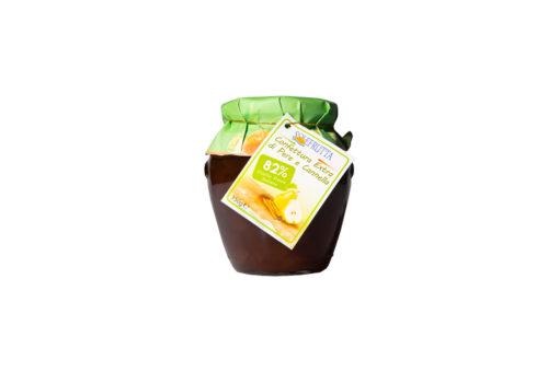 Solefrutta - Confettura Extra di Pere e Cannella - TuttoCalabrese - Made in Calabria