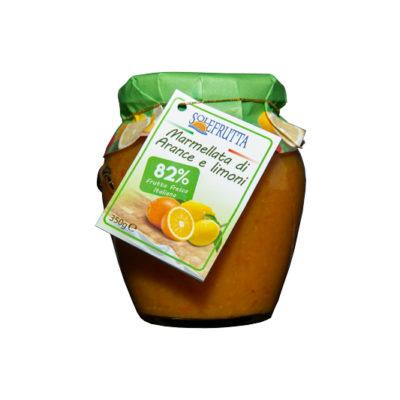 Solefrutta - Marmellata di Arance e Limoni - TuttoCalabrese - Made in Calabria